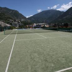 Piscina / Tennis