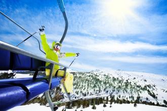 Ski in Ordino-Arcalís