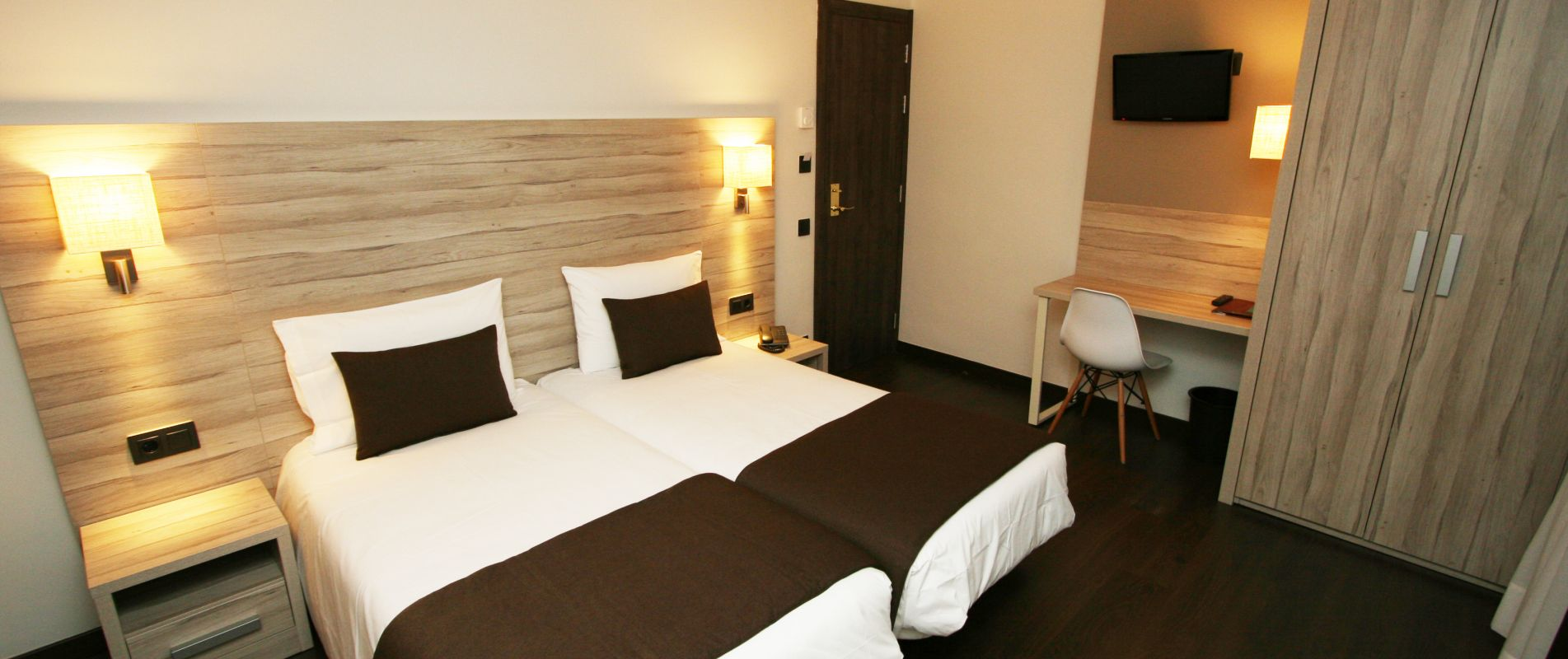 COMFORTABLE ROOMS FOR YOUR STAY IN ANDORRA